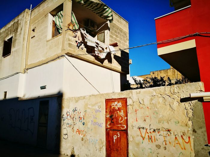 """Back to life in Aleppo"" Building Exterior Architecture Outdoors No People Sky Abusive War"