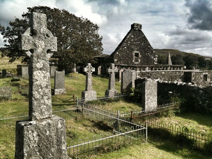 St Mary's, Dunvegan, Skye