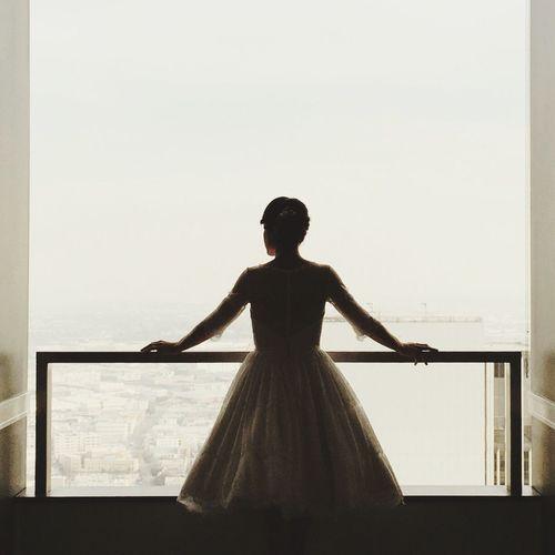A wedding 50 floors above L.A. Wedding Wedding Photography Weddings Around The World IPhoneography Wearegrryo WeAreJuxt AMPt_community Youmobile