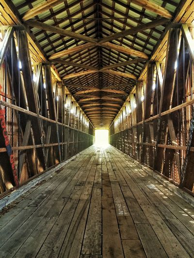 Architecture Enjoying Life Check This Out Covered Bridge
