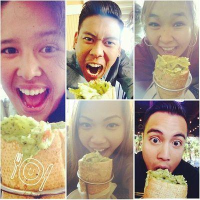 Food selfies!!!!! :D @donut4you @peteah @bbalolonnn