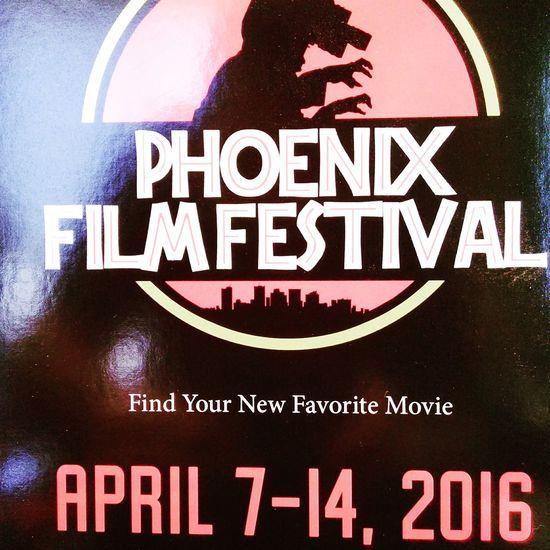 It's here! PhoenixFilmFestival PFF2016