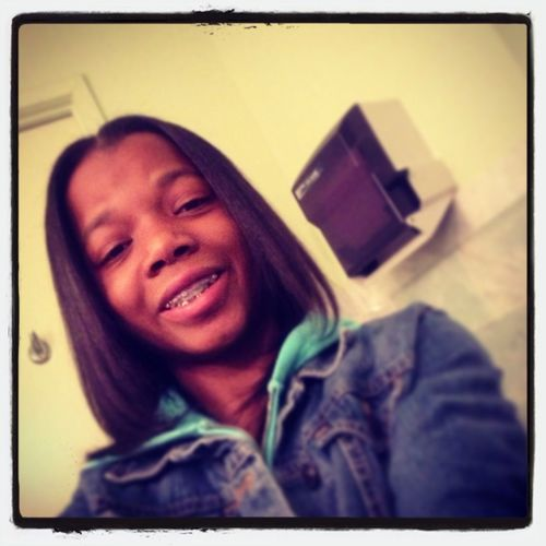 Just Got My Finsh With My Hair