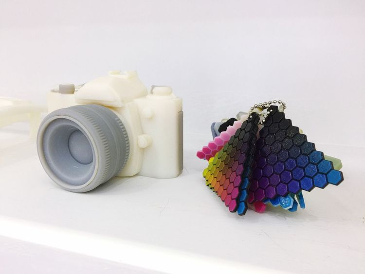 物 3D打印