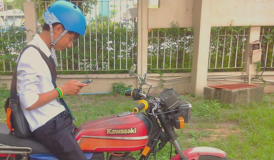 Kawasaki 661 Rmutk