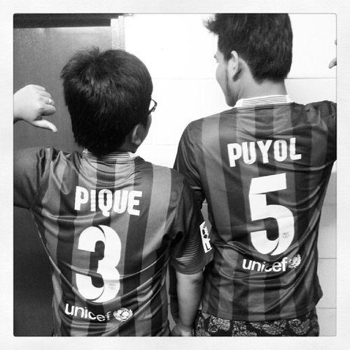 what a great day we just brought Barcelona jersey wohooooooo!!!!!! n it's soooo stunning n awesome