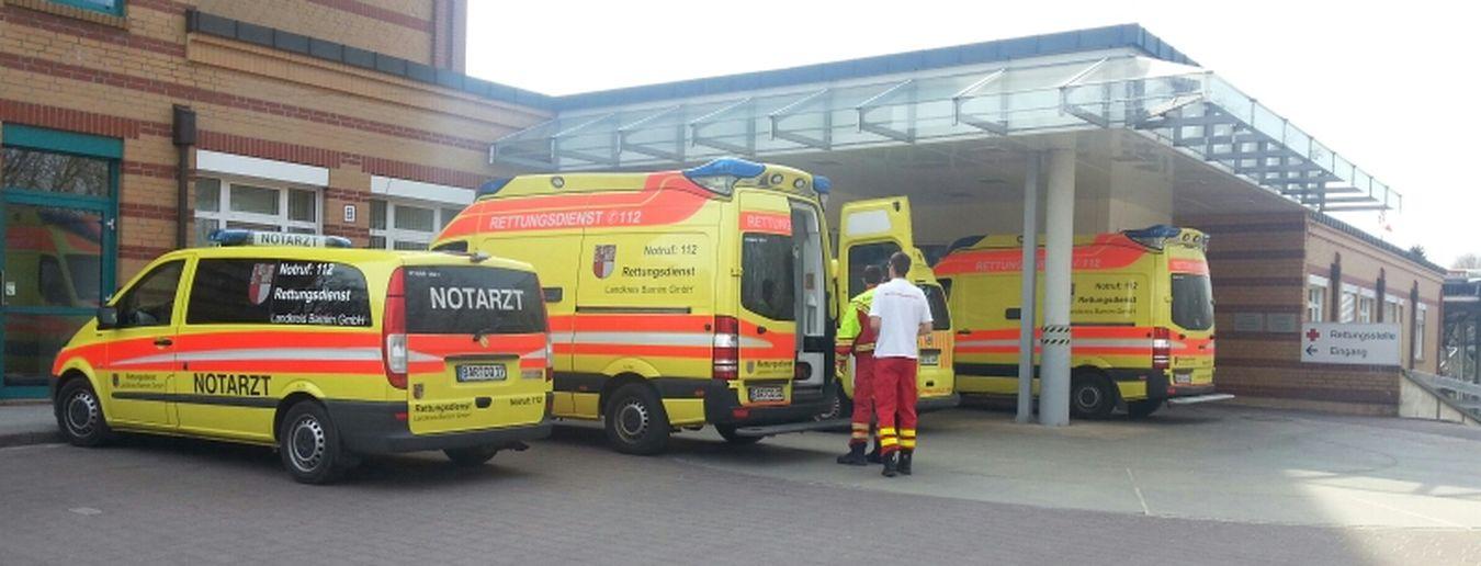 Hospital Rescue Rtw Nef