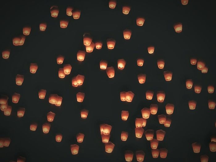 天燈 元宵節 Lantern Lanternfestival Lantern Festival Sky Lantern Chinese Culture Traditional Culture Skyscape Sky Night Nightphotography Eye4photography  EyeEm Best Shots Light And Shadow The Street Photographer - 2016 EyeEm Awards Darkness And Light Colors And Patterns Overnight Success 2016.02.22 Taiwan