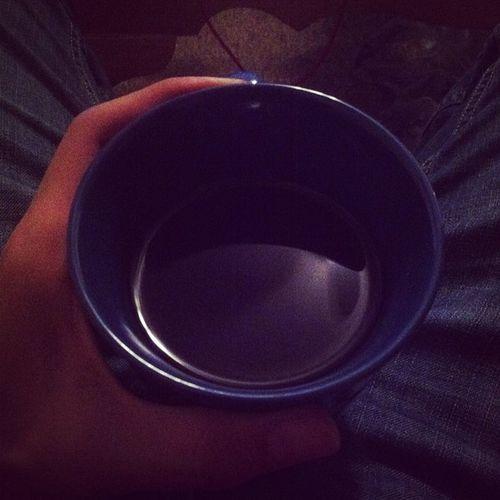 Late night chai tea c: Tea Chaitea Tazo