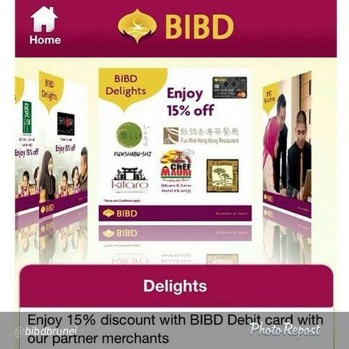 "By @bibdbrunei ""We've got fresh new BIBD Delights! Enjoy 15% off when you swipe your Debit Card at; - Funshabu-shi - Kitaro Japanese Restaurant - Villa Mauri (Muara & KB only) - I Lotus Restaurant - Fun Wok Hong Kong Restaurant Bibd Bibddelights Brunei Bruneifoodies lovefoodhatewaste bibddebitcard"" via @PhotoRepost_app"