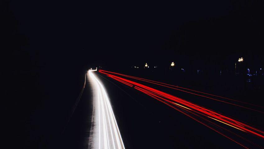 Hello World Hello Hamburg Autobahnbrücke Autobahn By Night Long Exposure Taking Photos Click Click 📷📷📷 Dark And Light Night Transportation Speed Vehicle Light Throughmyeyes Enjoying Life Nightphotography Night Lights Nightlife Nightshot Colors Colorsplash Hansestadt Hamburg Real Life Motion Taken By Me . Germany🇩🇪