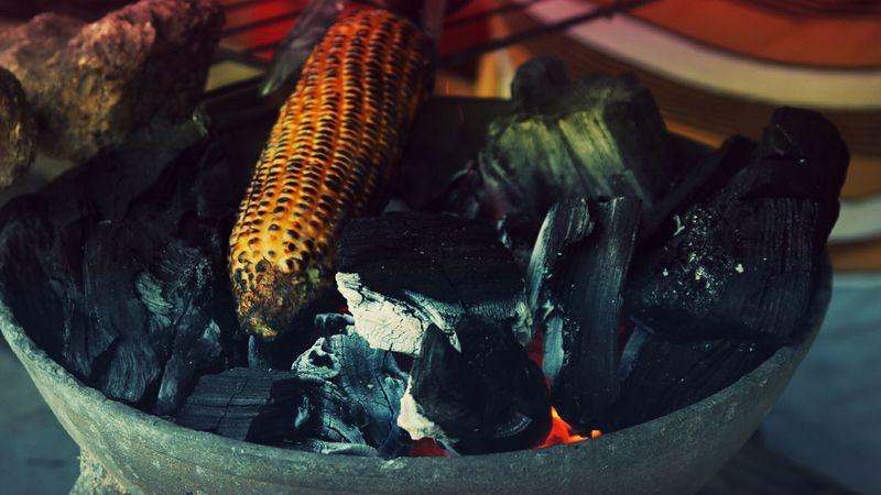 Roast corn No People Streetfood Worldwide StreetFoodMarket Corn Vending