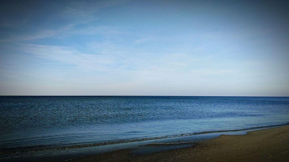 Peaceful Beach Life Is A Beach Sand Seaside Sky With My Love ❤ Quietly Minimalism