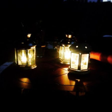 Night Noc Wakacje Lampki Instafollow Instaday Sun