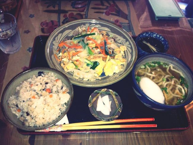 Okinawan Foods Cafe