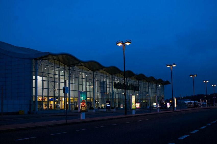 The Airport terminal at night. Nikonphotography Nightphotography Aviationphotography Aviation