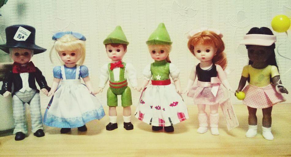 맥마담 마담알렉산더 Madame Alexander Dolls