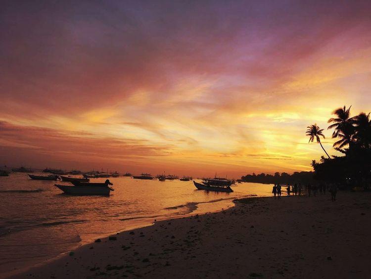 Heart eyes for sunset skies Sunset Thephilippines