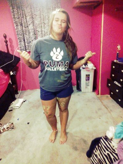 Mudd Fight(: