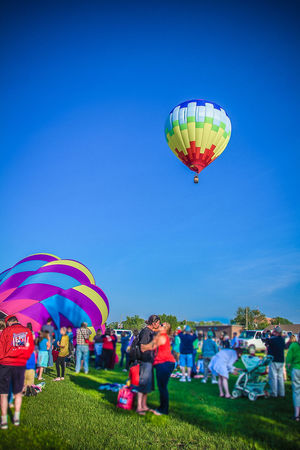 Hot Air Balloons Hot Air Ballons Vintage Moments Pure Michigan