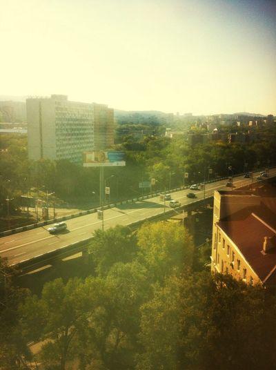 Утро в родном городе First Eyeem Photo