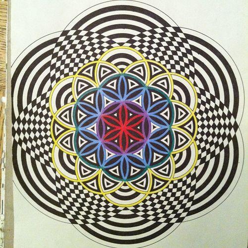 Floweroflife Sacredgeometry
