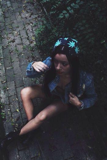 Shooting Tumblr Pretty Model Huf