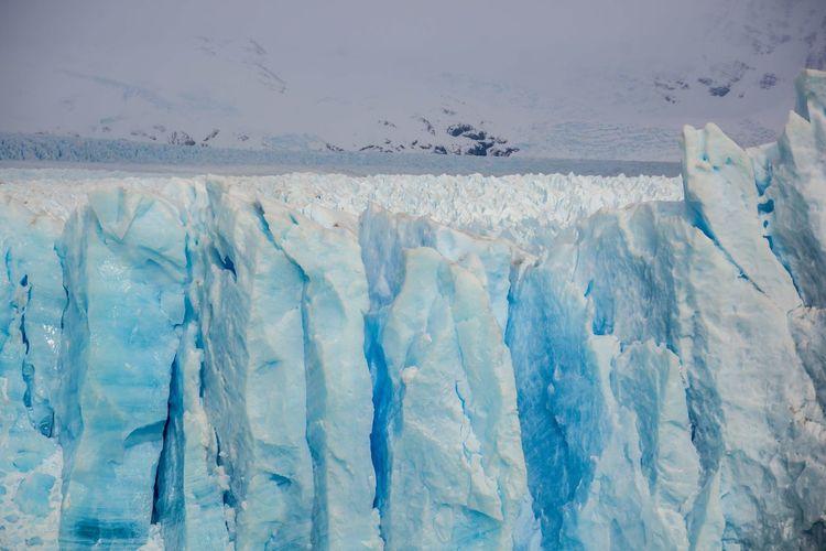 Glaciers At Los Glaciares National Park