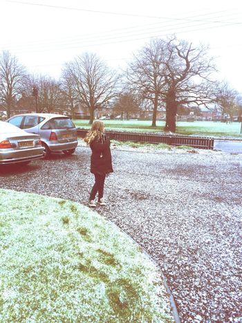 Snow !!!!