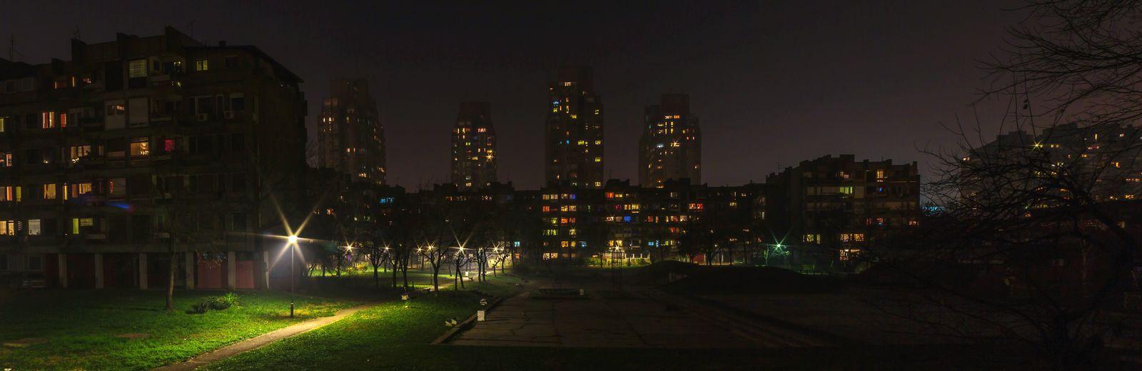 Streetphotography Nightphotography Longexposure Park Blok 23 Novibeograd Xmaslights Arhitecture City Life Hood HOODLIFE