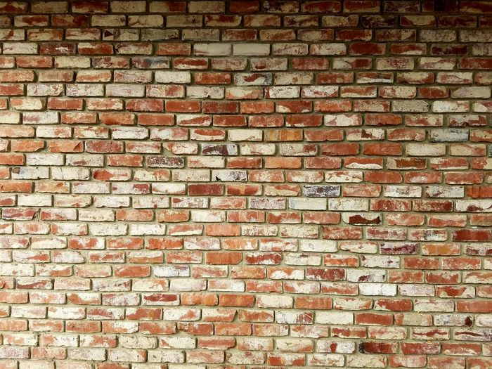 Backgrounds Background Brick Wall Texture Textures And Surfaces Taking Photos Check This Out Brick Background Brick By Brick Brick Barrier Full Frame Brick Wall Wall Pattern Architecture Wall - Building Feature No People Repetition Textured  Building Exterior Outdoors Side By Side