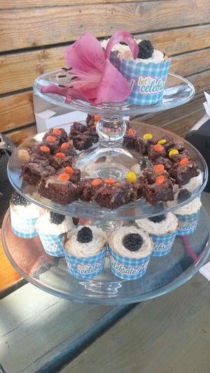 Cupcakes Homemade Brownies Dessert Made From Scratch Mechi Renee No People Plate Sweet Food Table Vegan Vegan Desserts Vegan Food