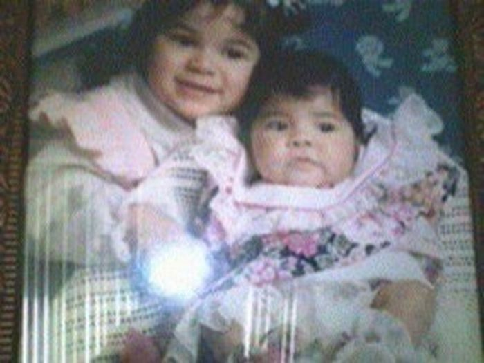 My Sister & I When I Was A Baby❤