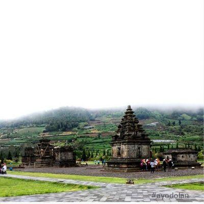 Candi Arjuna, Dieng - Wonosobo INDONESIA Historical Building Ayodolan