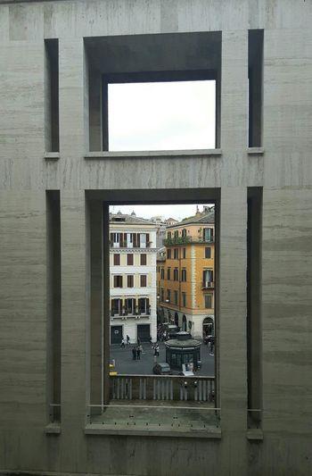 Streetphotography Architecture Architettura Fascista Il Regime Delle Forme Geometrie Urbane Urban Geometry