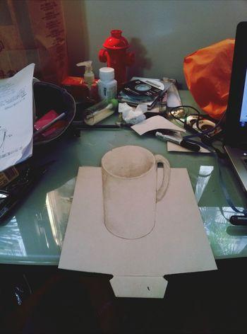 鬼屋之夜~來一po文 Enjoying Life Sketching Sketch Drawing