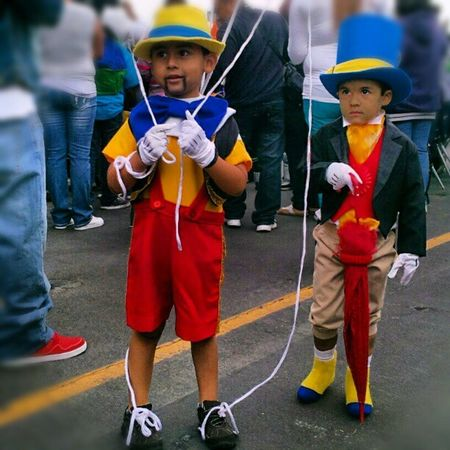 Cute Pinochio Haloween Pictureoftheday costume