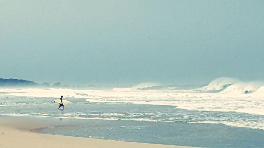 surfing Puerto