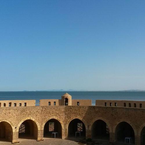 Tunisia Ghar Elmelh Fort Lazaret