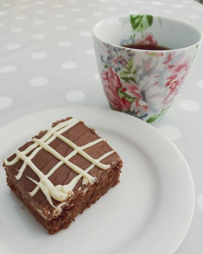 Coffee Time Greengate Kinder Pie