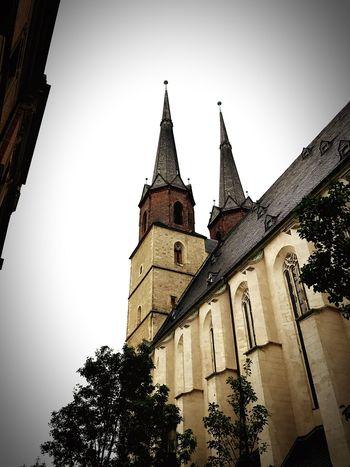 Wonderfull Church Clock Tower Architecture Religion Tower