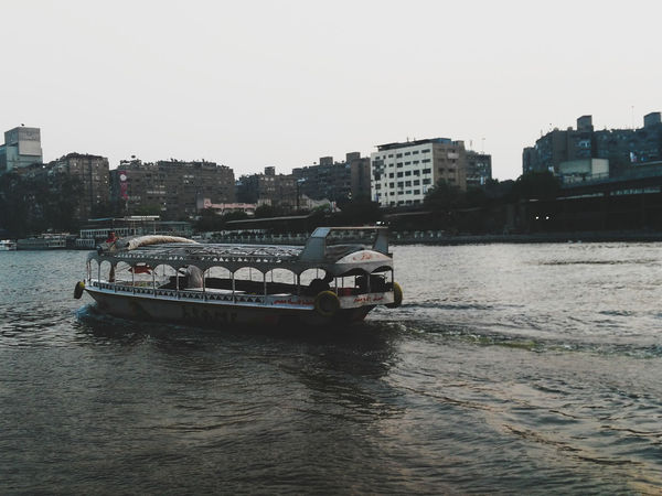 Nile Trip Water NileRiver Cairo Egypt Sky Landscape Nature Ships⚓️⛵️🚢 Ship Trip