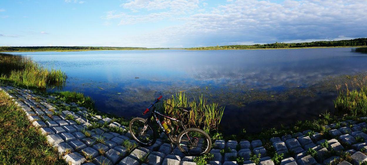Belarus mtb Fulcrum Beauty In Nature Rock Shox Echo Shimano Srammtb