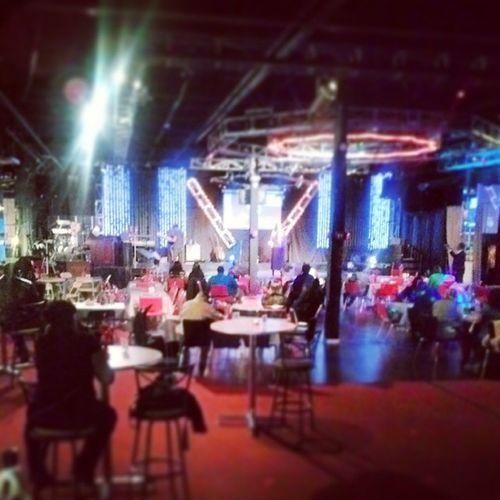 We in here tonight! Croom Atlanta UrbanGospelEntertainment
