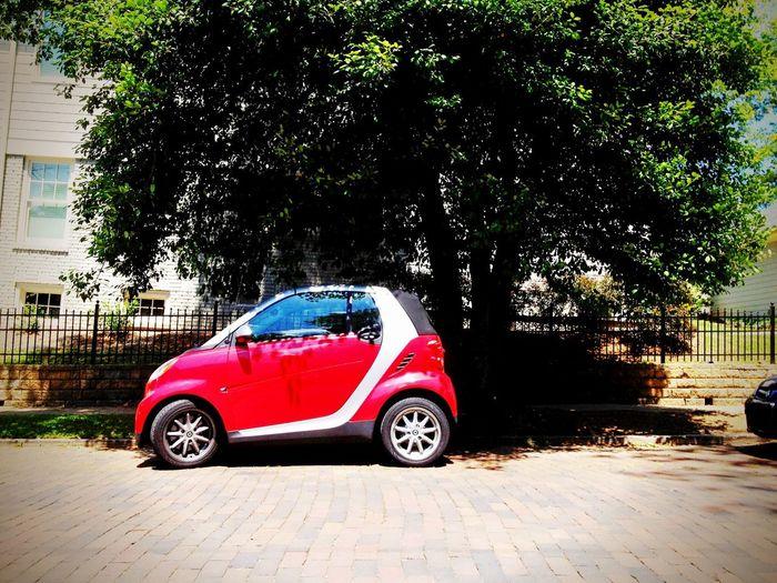 Smart Car Car Cityscapes