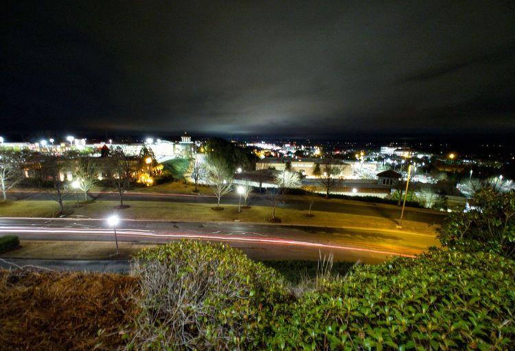 LGV30 LGV30photography Mobilephotography Nightphotography Night Illuminated Light Trail Outdoors Motion Long Exposure Spraying Sky Building Exterior City