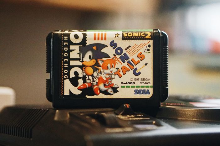 Sonicthehedgehog Sega Retro Gaming