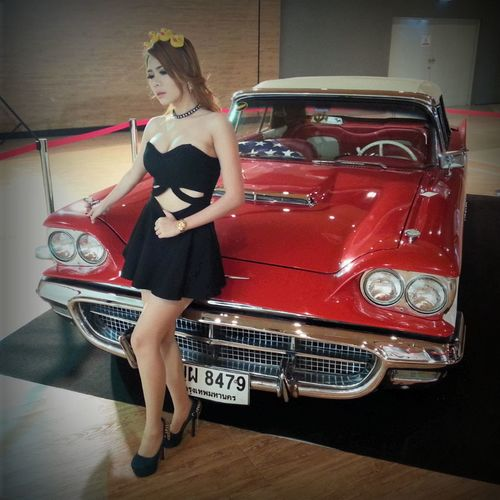 Classic Cars Fhm Fhm Thailand The Portraitist - 2014 EyeEm Awards