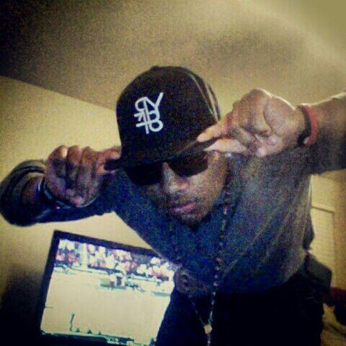 My bro @iamNateMcLaurin Rockin His Exclusive YR&F™ SnapBack. Their Droppin soon so be ready. Youngrichandflashy TEAMEXCLUSIVE Tyga Snapbackback
