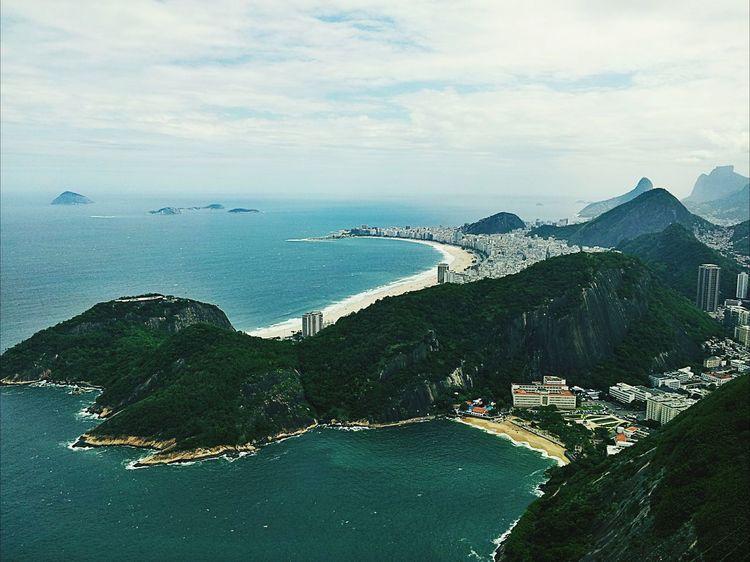 Rio De Janeiro Praiavermelha Landscape Photooftheday